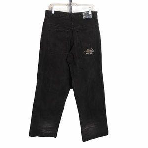 Vintage 90's Jeans Skate Grunge Raver Tagger 1681